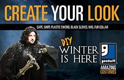 Create Your Look - Winter is Here