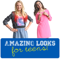 Amazing Looks for Teens