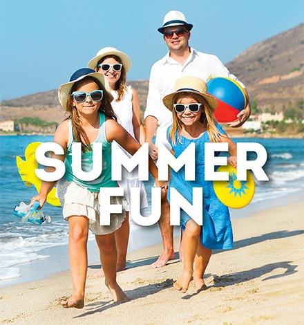 Living Amazing Summer 2018 - Summer Fun