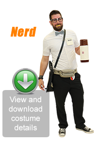 Create Your Look - Nerd