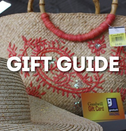 Goodwill Gift Guide