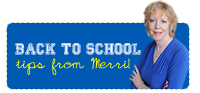 Back to School Tips from Merri