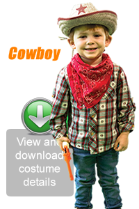Create Your Look - Cowboy