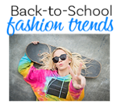 Back-to-School Fashion Trends