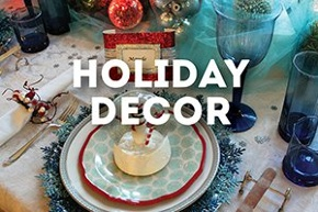 Goodwill Holiday Decor on a Budget