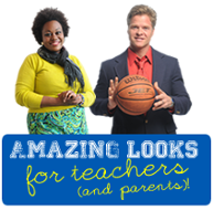 Amazing Looks for Teachers