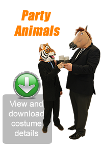 Create Your Look - Party Animals