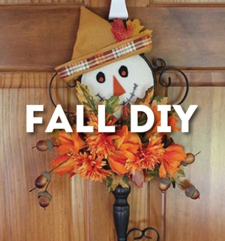Living Amazing - Fall 2018 - Fall DIY