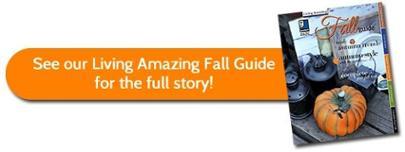 See our Fall 2015 Living Amazing Guide for the full story!