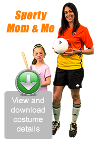 Create Your Look - Mom & Me Sporty