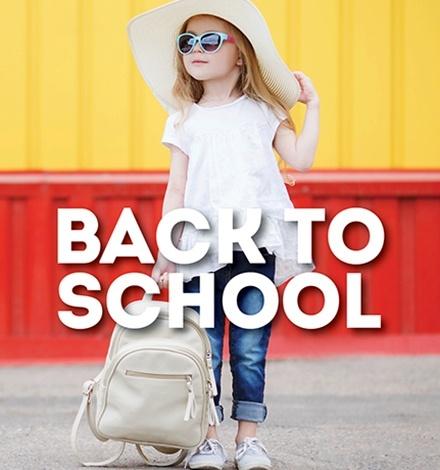 Living Amazing - Summer 2018 - Back to School