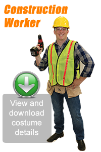 Create Your Look - Construction Worker