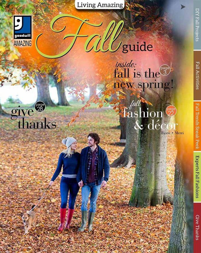 Living Amazing Fall Guide 2016