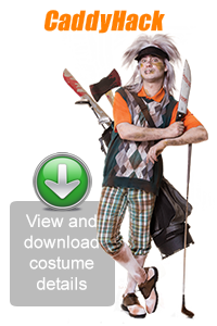 Create Your Look - CaddyHack