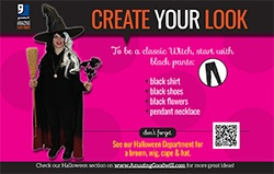 Halloween Costume of the Week - Witch