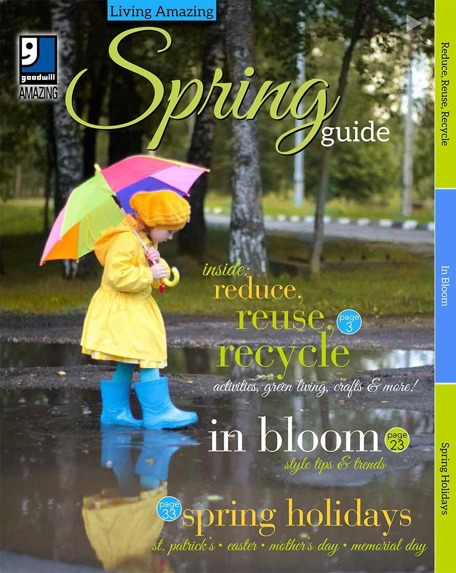 Living Amazing Spring Guide 2016