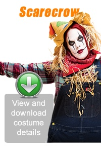 Create Your Look - Scarecrow