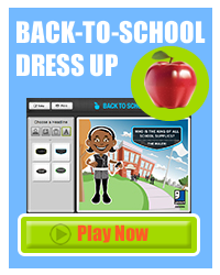 Play Goodwill's Back-to-School Dress Up Game!
