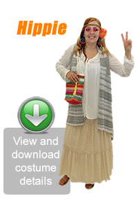 Create Your Look - Hippie
