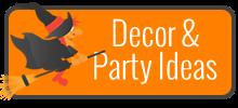 Halloween Decor & Party Ideas