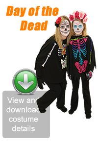 Create Your Look - Day of the Dead