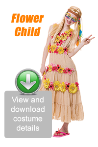 Create Your Look - Flower Children