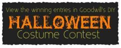 Goodwill 2015 Halloween Costume Contest Winners