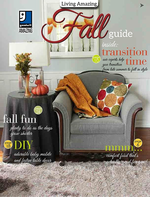 Living Amazing Fall Guide 2017