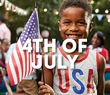 Living Amazing - Summer 2018 - Fourth of July