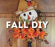 Living Amazing - Fall 2018 - Fall DIY