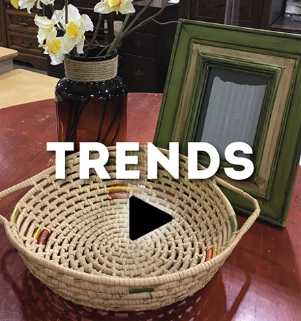 Living Amazing - Spring 2018 Trends