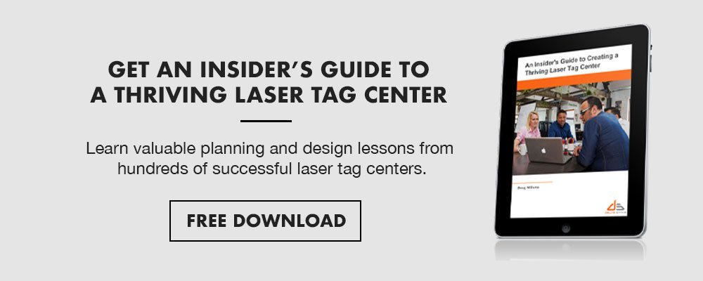 An Insider's Guide to a Thriving Laser Tag Center
