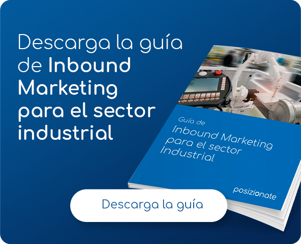 Guia Inbound Marketing para el sector industrial