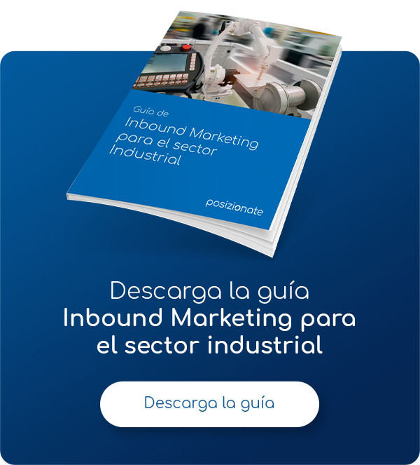 Inbound Marketing sector industrial