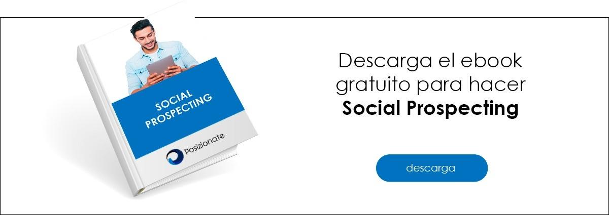 Descarga ebook Gratis Social Prospecting
