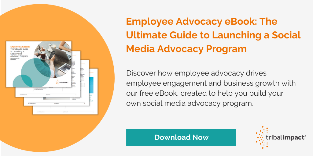 employee advocacy ebook cta