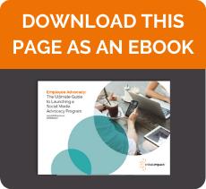 download employee advocacy ebook