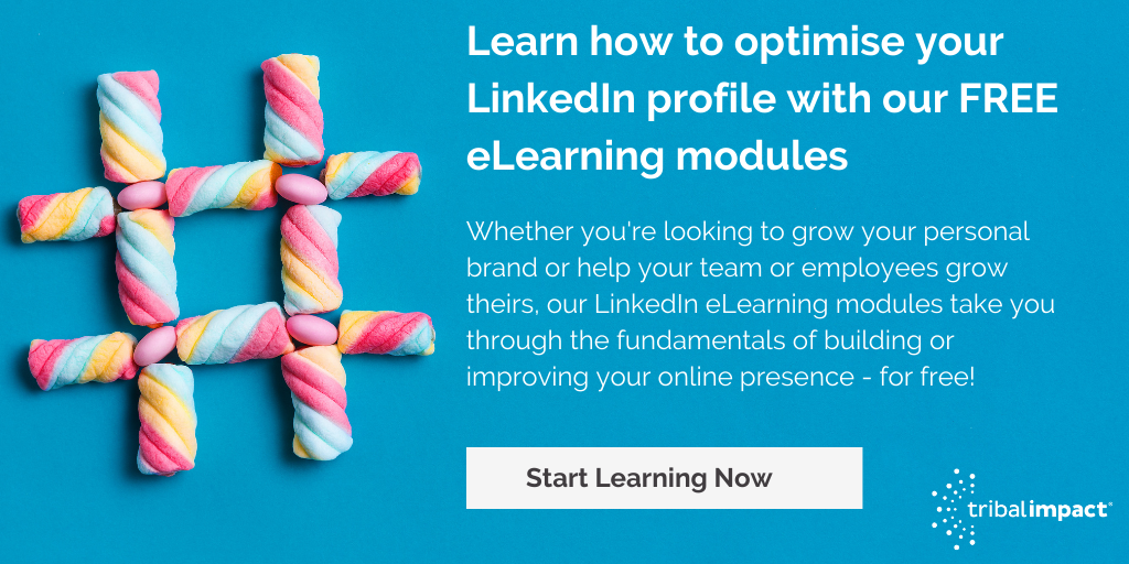 linkedin profile improvement elearning