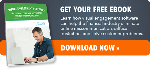 Free Ebook, Visual Engagement Software, Ultimate Customer Service Tool for the Finance Industry