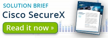 Read the solution brief about Cisco SecureX