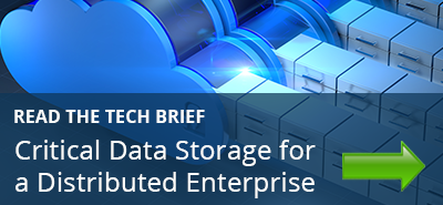 Read the tech brief - Critical Data Storage for Distributed Enterprise with Qumulo