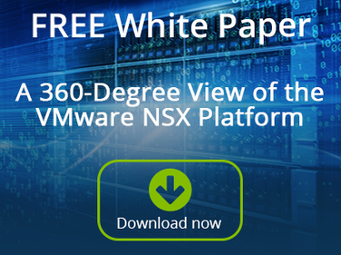 Get our free white paper on VMware NSX