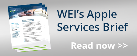 Read WEI's Apple Services Brief