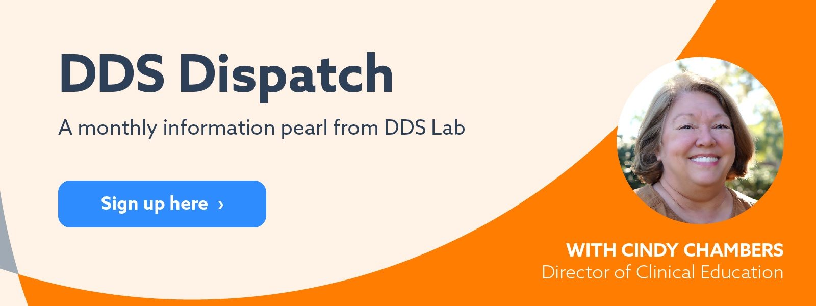 DDS Dispatch Sign Up