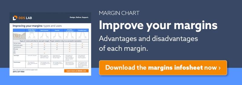Improve Your Margins For Dental Resotrations: InfoSheet