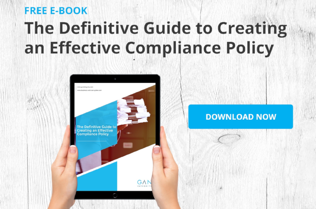 The Definitive Guide to Creating an Effective Compliance Policy
