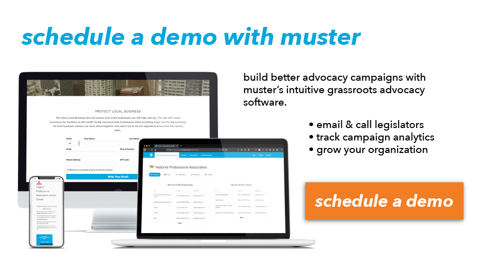 muster schedule a demo questions blog