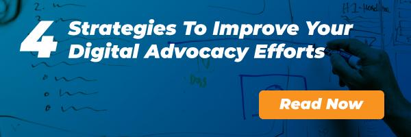 4 strategies to improve your digital advocacy blog cta