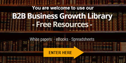 b2b business growth library