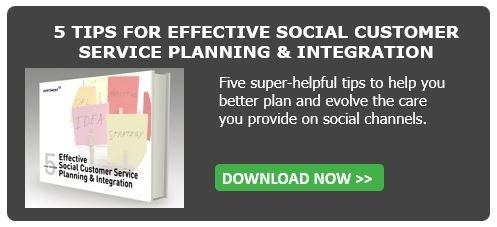 5 Tips for Social Customer Service Planning